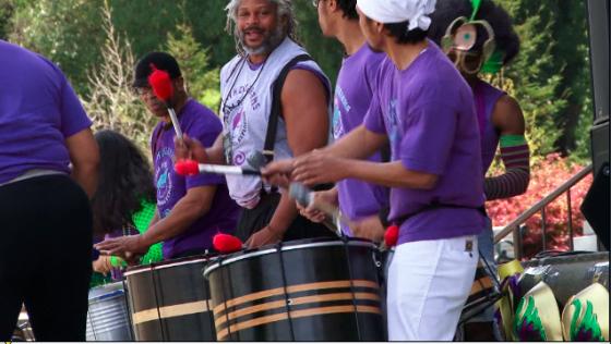 Musicians at Carnaval