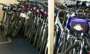 Too Many Bikes on Golden Gate Ferries?